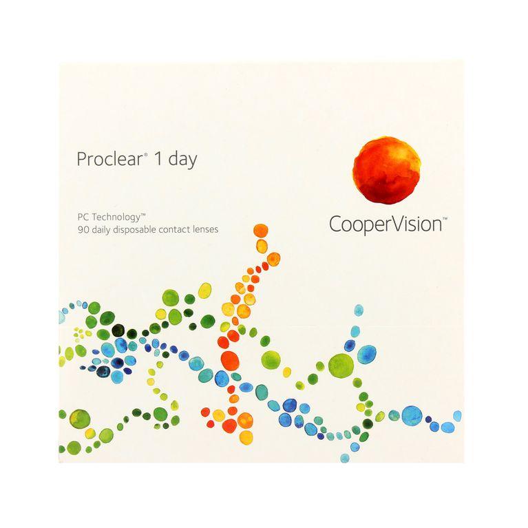 Lentilles de contact Proclear® 1day 90L