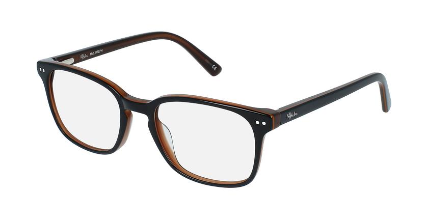 Óculos graduados criança Ralph bk (Tchin-Tchin +1€) preto/castanho - vue de 3/4