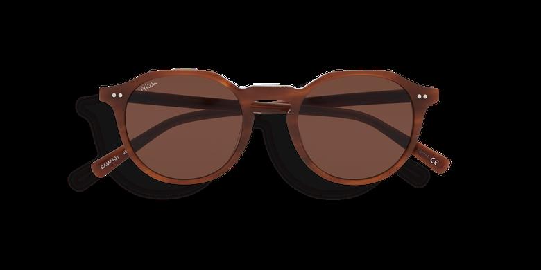Óculos de sol JANIS SAM castanho