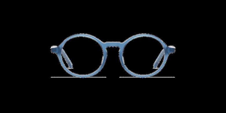 Lunettes de vue homme DIDIER bleu/gris