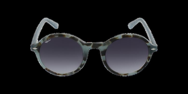 Gafas de sol mujer CALYPSO carey/verde
