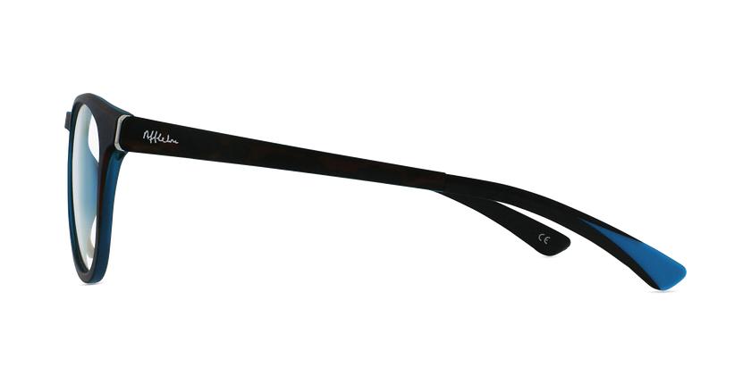 Óculos graduados homem MAGIC 63 TOGR tartaruga /verde - Vista lateral