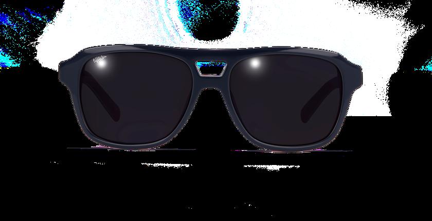 Lunettes de soleil enfant TERRY bleu - Vue de face