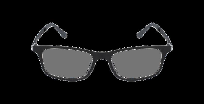 Gafas graduadas hombre SMART TONIC 14 negro - vista de frente