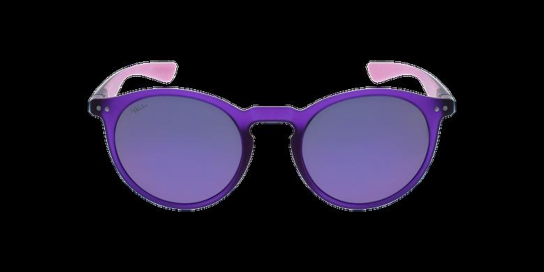 Óculos de sol senhora KESSY POLARIZED PUPK violeta/rosaVista de frente