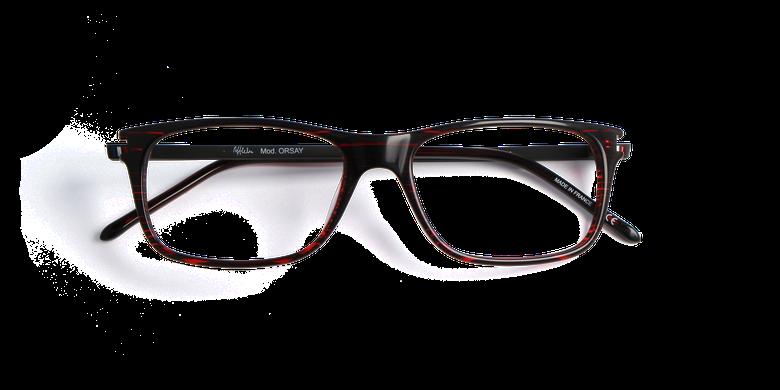 Óculos graduados homem ORSAY vermelho