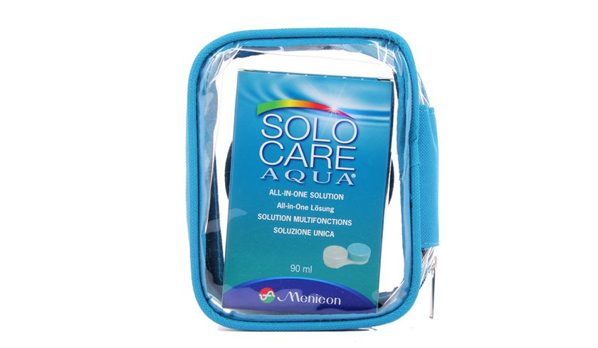 SoloCare Aqua Travel Kit - vue de face