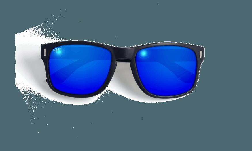 Lunettes de soleil homme DYLAN POLARIZED bleu
