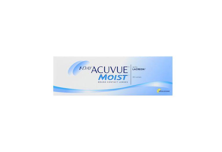 Lentilles de contact 1 Day Acuvue® Moist® 30L
