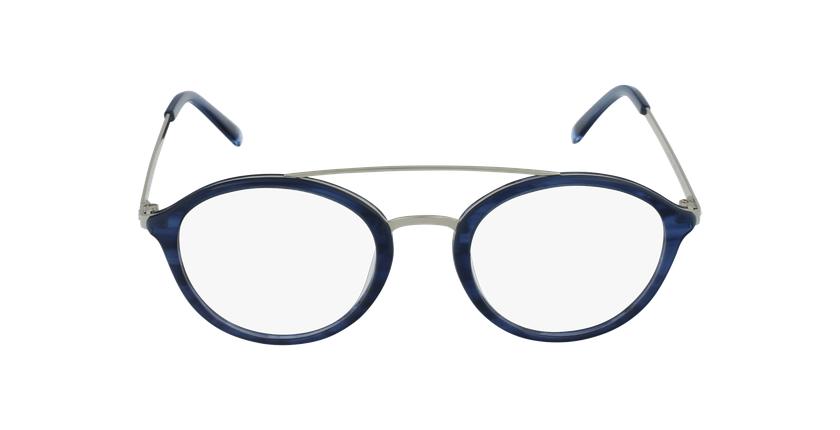 Óculos graduados ROSSINI BL azul - Vista de frente