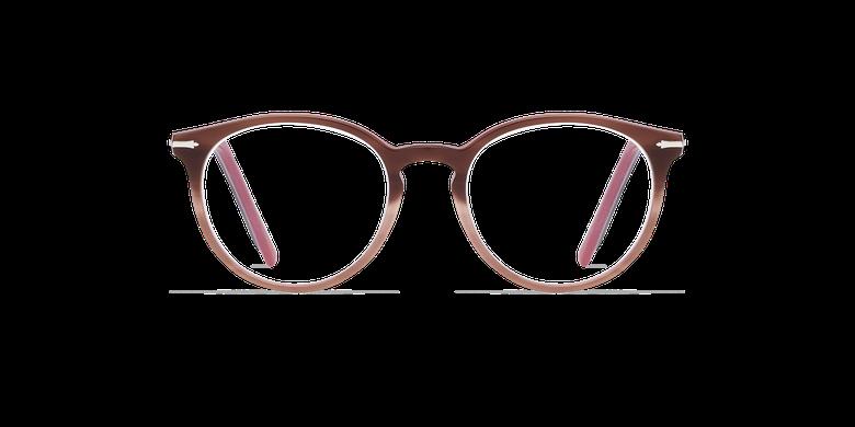 Óculos graduados senhora OYOANNAX castanho/rosa