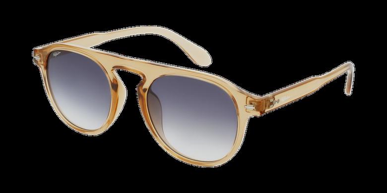 Óculos de sol BEACH BR dourado