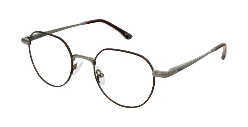 Óculos graduados MAGIC 95 TO tartaruga/prateado - vue de 3/4