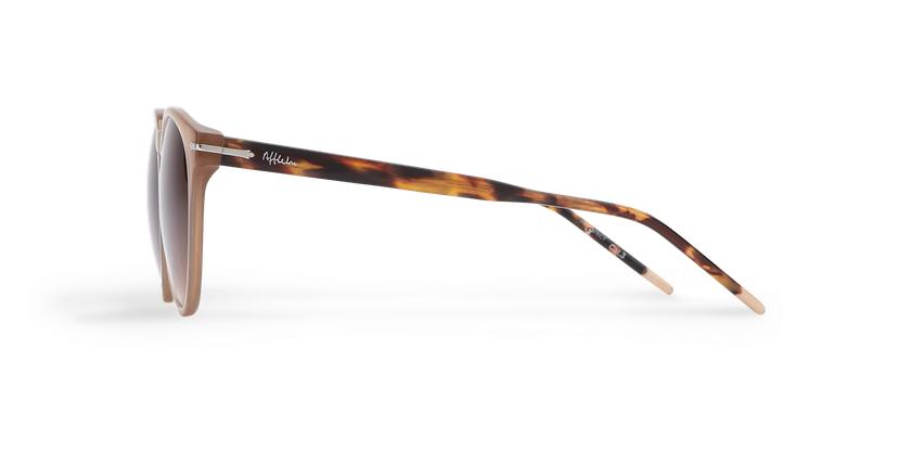 Óculos de sol senhora STACY BR castanho - Vista lateral