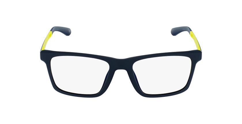 Óculos graduados criança MAGIC 64 BL azul/amarelo - Vista de frente