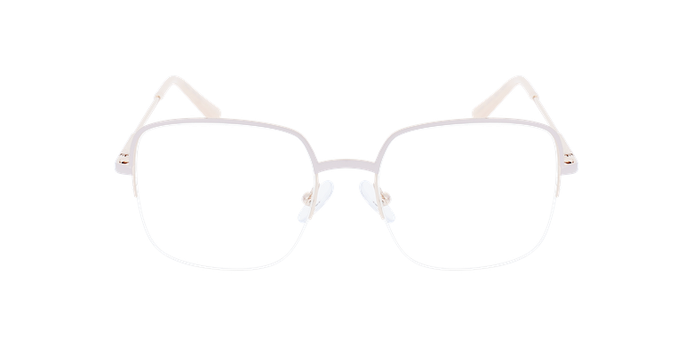 Lunettes de vue femme MILA roseVue de face