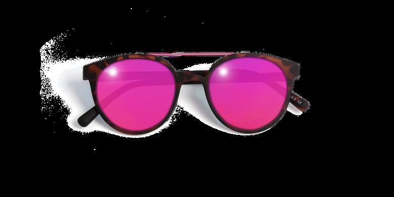 Gafas de sol hombre LAGOS carey/rosa