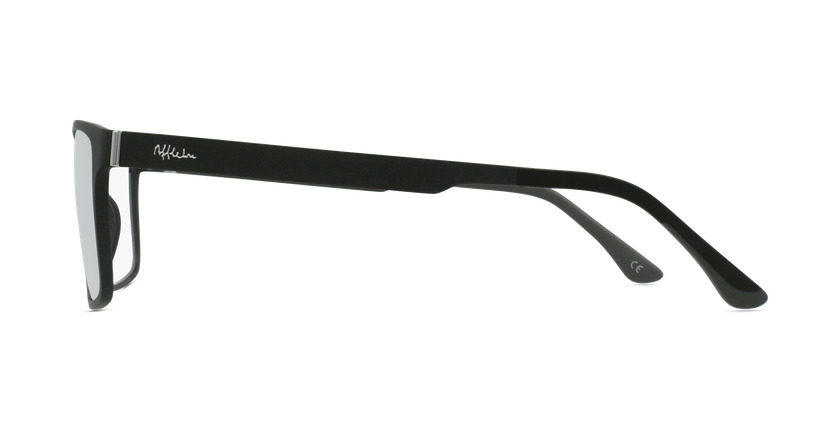 Óculos graduados homem MAGIC 59 BLUEBLOCK - BLOQUEIO LUZ AZUL preto - Vista lateral