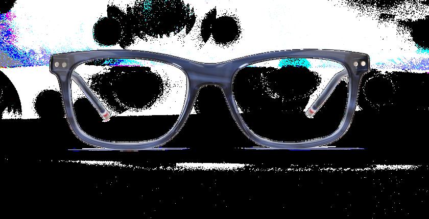 Lunettes de vue homme KOTO bleu - vue de face