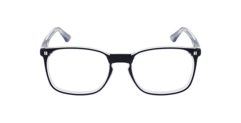 Óculos graduados criança REFORM TEENAGER (J2BL) azul - Vista de frente
