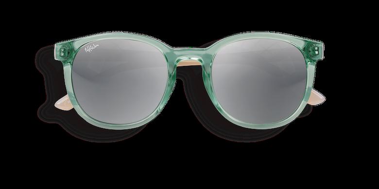 Gafas de sol mujer ARUBA verde/rosa