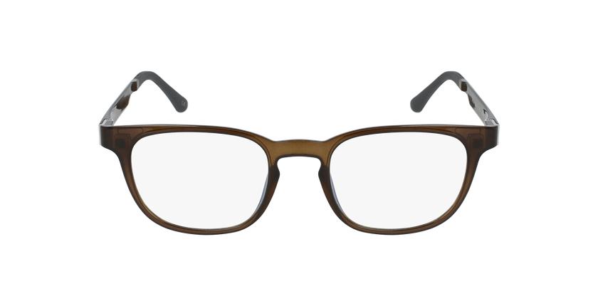 Óculos graduados homem MAGIC 33 GY BLUEBLOCK - BLOQUEIO LUZ AZUL cinzento - Vista de frente