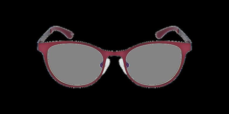 Óculos graduados senhora MAGIC 45 BLUEBLOCK - BLOQUEIO LUZ AZUL vermelho/rosa