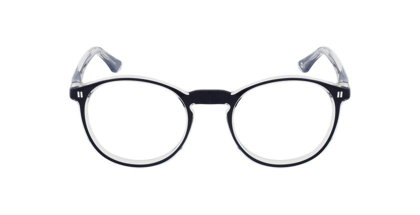 Óculos graduados criança REFORM TEENAGER (J4 BL) azul - Vista de frente