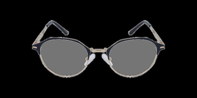 Óculos graduados senhora OAF20524 BLGD (TCHIN-TCHIN +1€) azul/dourado