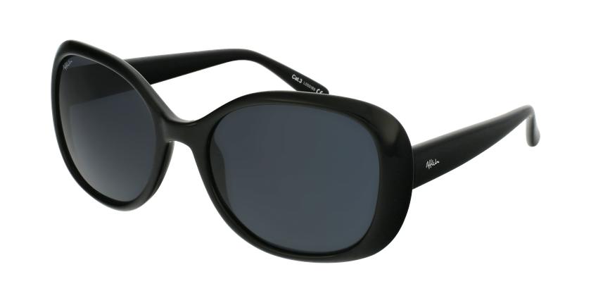 Óculos de sol senhora LAVINIA POLARIZED BK preto - vue de 3/4