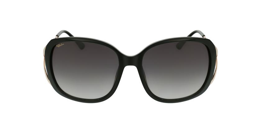 Óculos de sol senhora ROSALES BK preto/dourado - Vista de frente
