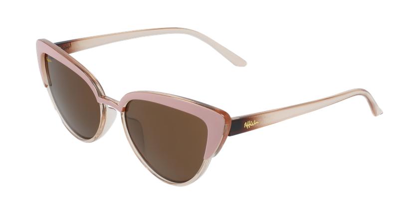 Óculos de sol criança LUPITA PK rosa - vue de 3/4