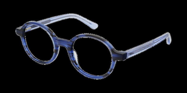 Óculos graduados senhora CAPUCINE BL (TCHIN-TCHIN +1€) azul