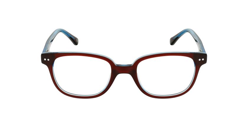 Óculos graduados criança MARCEL RDBL (TCHIN-TCHIN +1€) vermelho/azul - Vista de frente