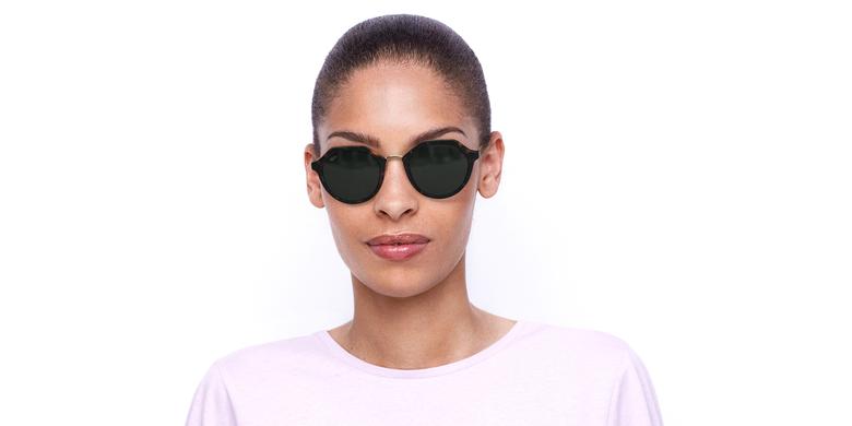 Óculos de sol SWANN TO tartaruga