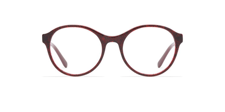 Lunettes de vue femme EMY rouge