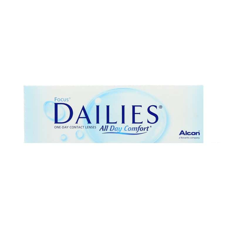 Lentilles de contact Dailies All Day Comfort 30L