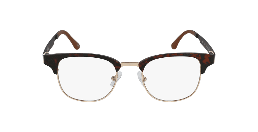 Óculos graduados MAGIC 34 TO BLUEBLOCK - BLOQUEIO LUZ AZUL tartaruga /dourado - Vista de frente