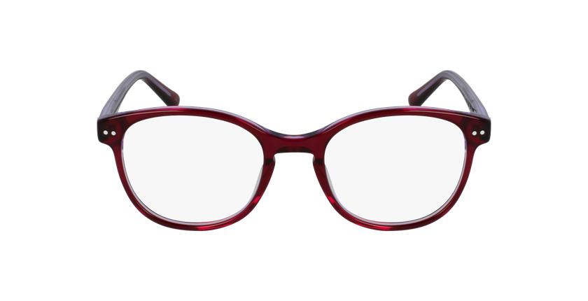 Óculos graduados criança TESS PK  (Tchin-Tchin +1€) rosa/violeta - Vista de frente