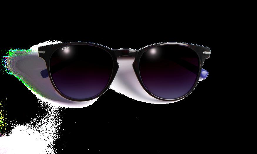 Lunettes de soleil femme ATHENA violet