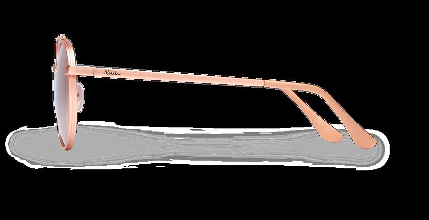 Gafas de sol hombre MOHO rosa - vista de lado