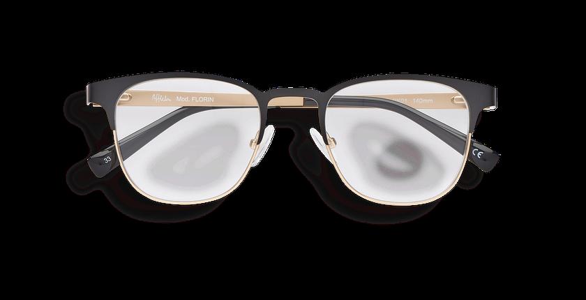 lunettes de vue florin noir afflelou. Black Bedroom Furniture Sets. Home Design Ideas