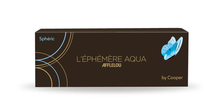 Lentilles de contact Ephémère Aqua Journalière Sphere 30L