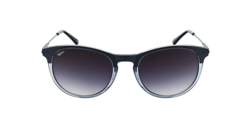 Óculos de sol homem ARES BL azul - Vista de frente
