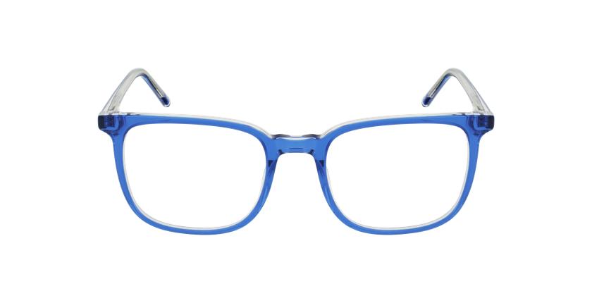 Óculos graduados GASPARD BL (TCHIN-TCHIN +1€) azul - Vista de frente