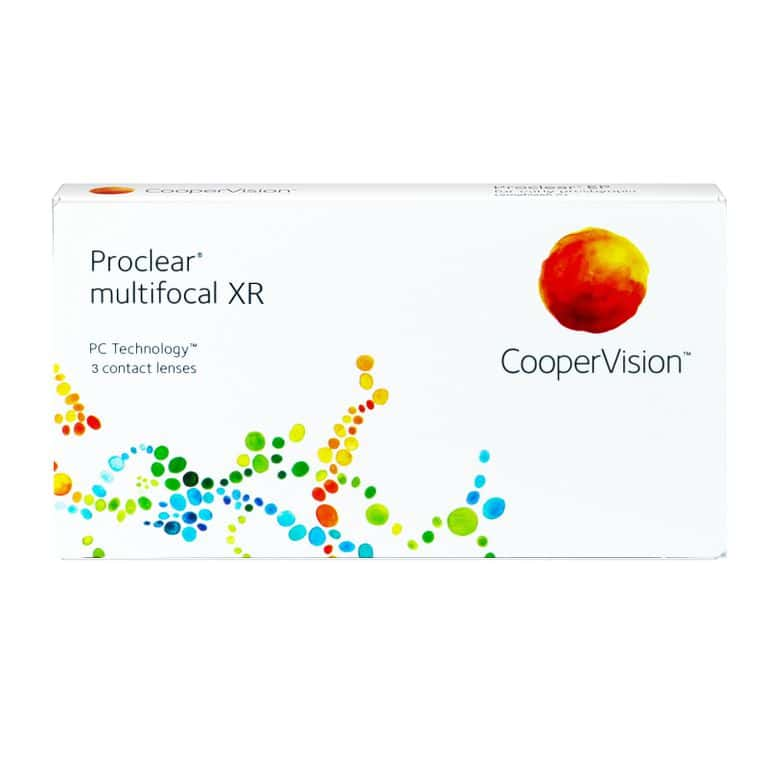 Lentilles de contact Proclear® Multifocal XR D 3L