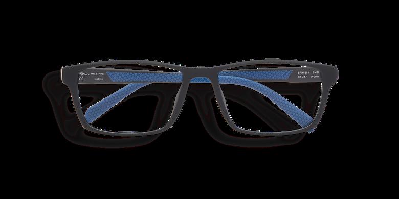 Óculos graduados homem STRIKE preto /azul - SPH8381 preto/azul