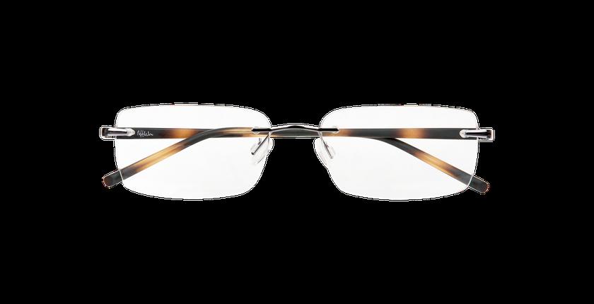 Gafas graduadas hombre LIGHT TONIC gris/carey - vista de frente
