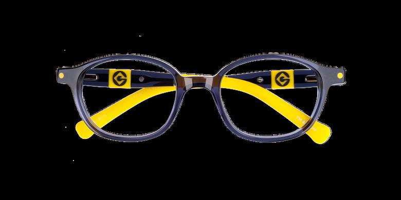 d08d20a3b ... Óculos graduados criança CARL1 AZUL azul/amarelo ...