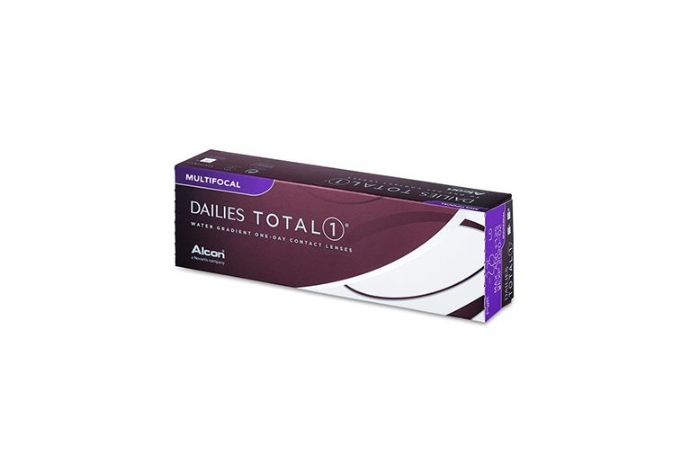 Lentilles de contact Dailies Total 1 Multifocal 30L